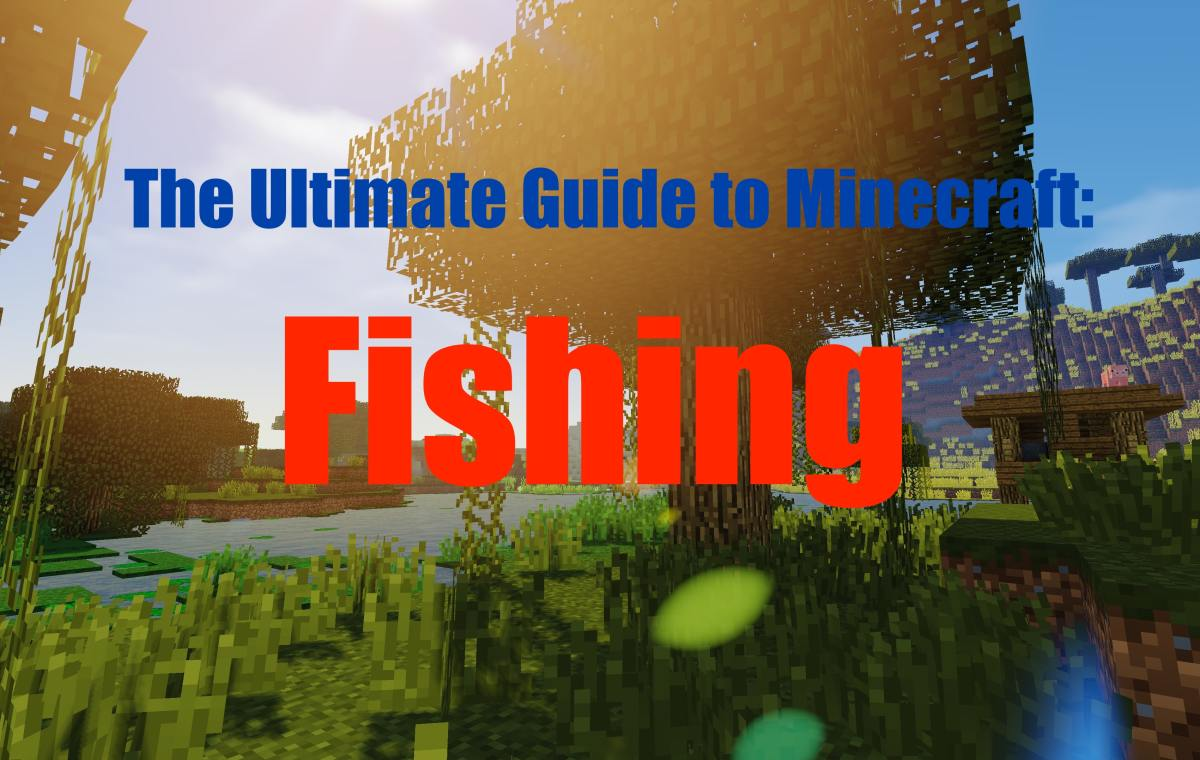 "This article explores fishing in ""Minecraft,"" including how to fish, how to craft and enchant a fishing rod, and what items you can get from fishing."