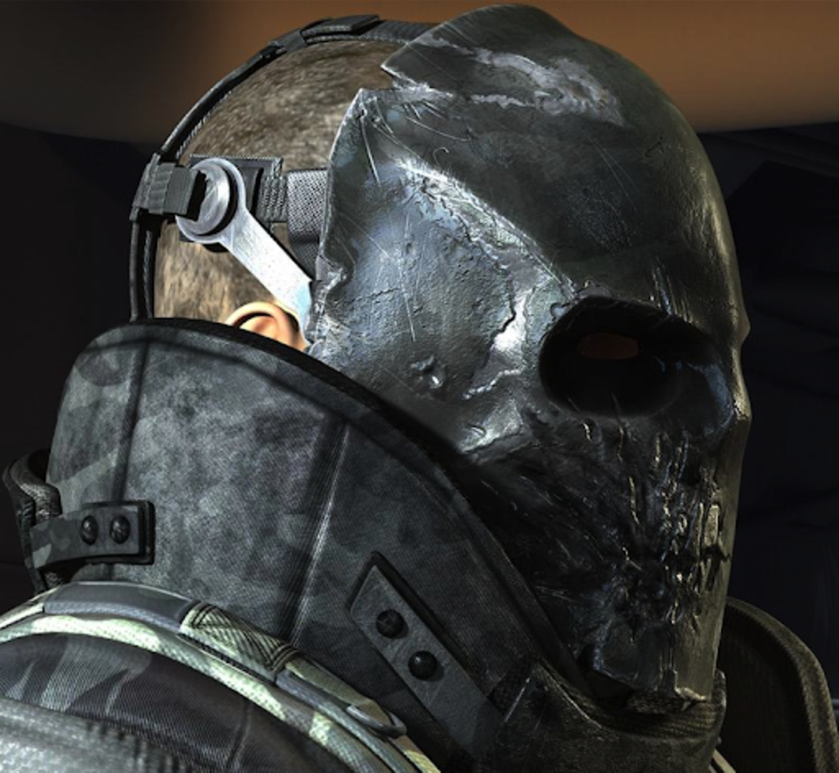 """Tyson Rio's Mask in """"Army of Two"""""""