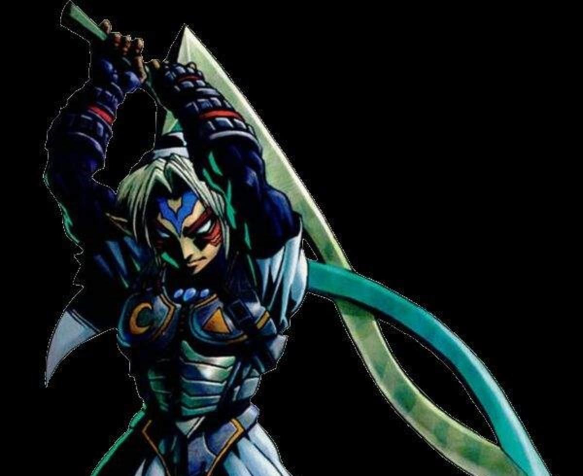 """Fierce Deity Link in """"The Legend of Zelda: Majora's Mask"""""""