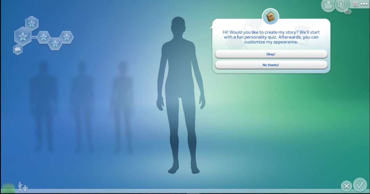 """The New Story Mode Option on """"The Sims 4"""" Is Upping My Game"""