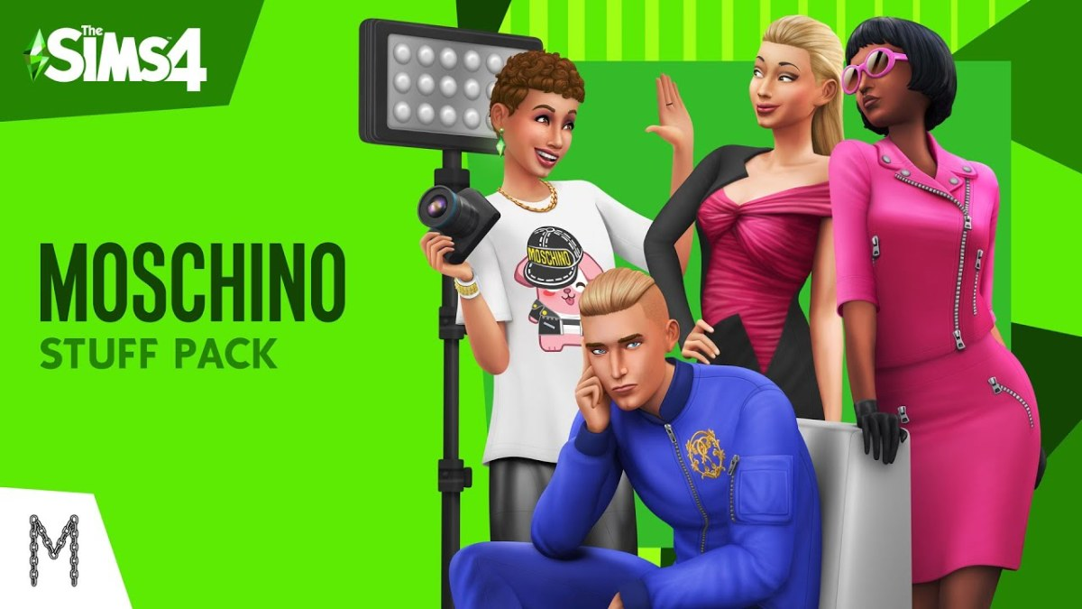 """""""The Sims 4: Moschino Stuff"""" Pack Review"""