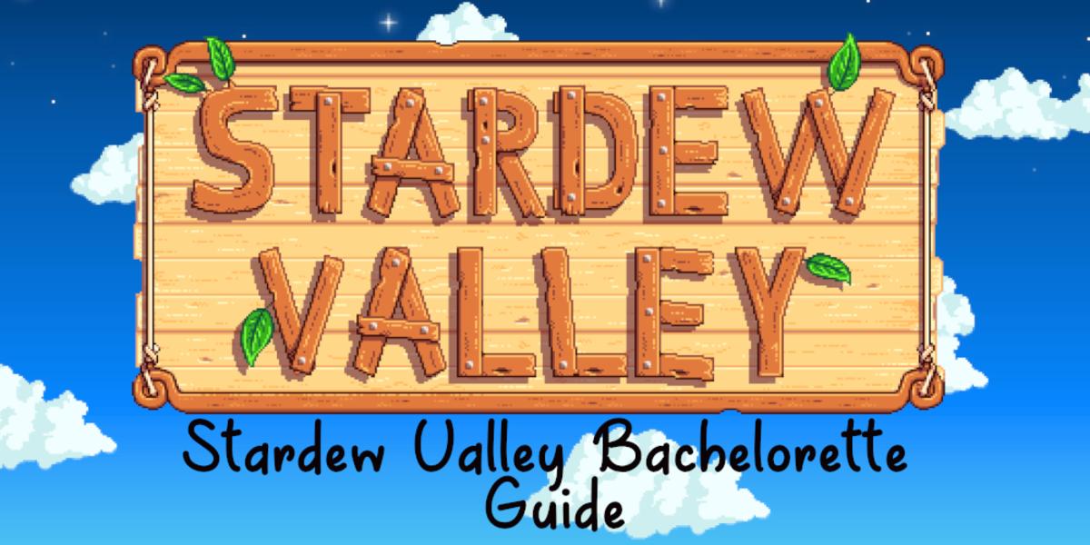 stardew valley bachelorette reference guide levelskip. Black Bedroom Furniture Sets. Home Design Ideas