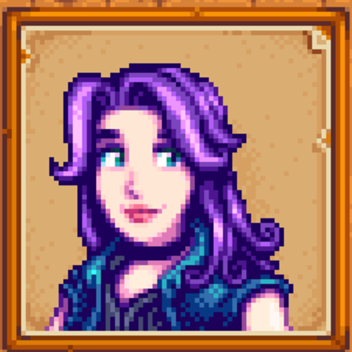 Abigail is the daughter of Pierre and Caroline and lives at Pierre's General Store.