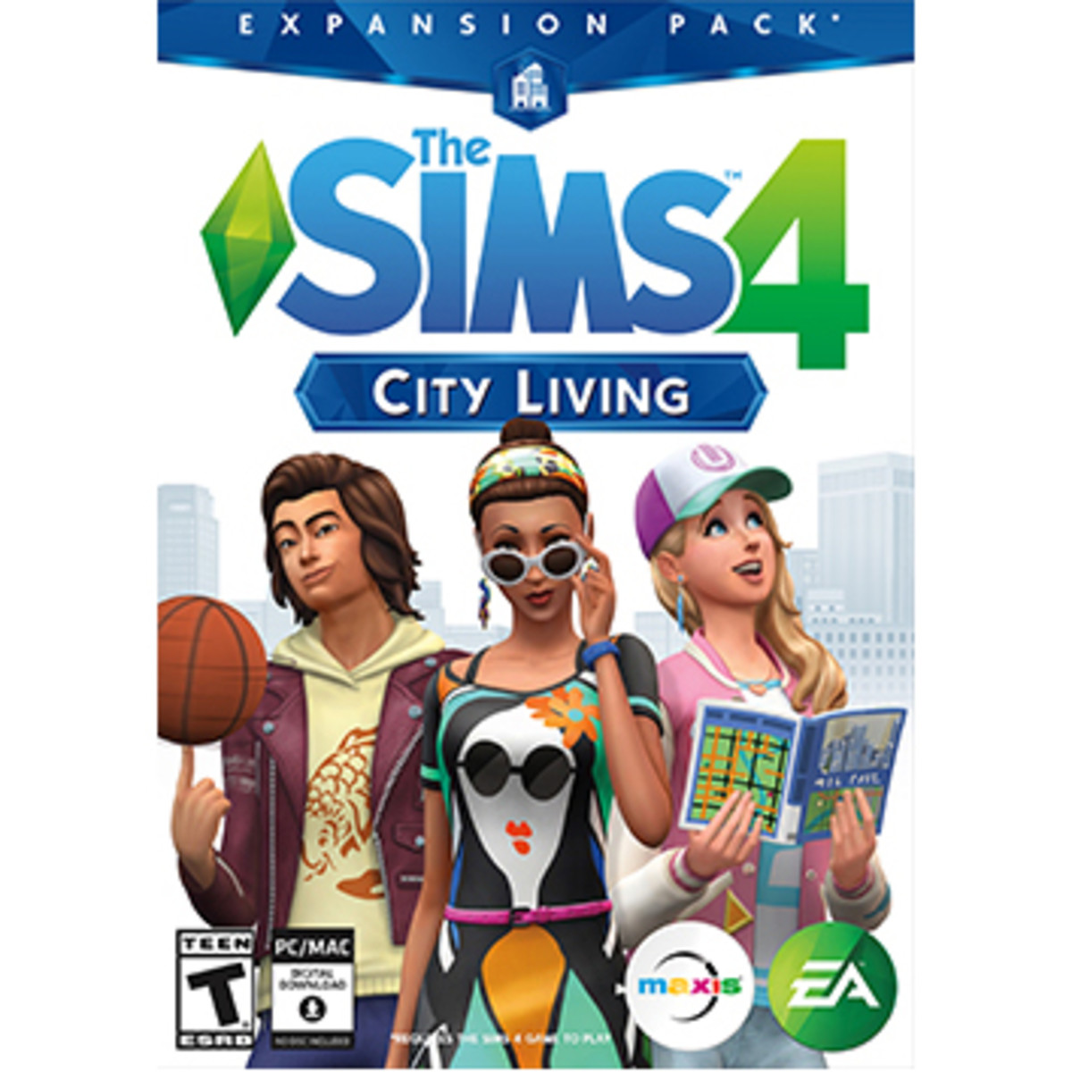 """The Sims 4: City Living"" was released in November of 2016. It was created to take some of the more beloved features of city living that originated in ""The SIms 2"" and ""The Sims 3."""