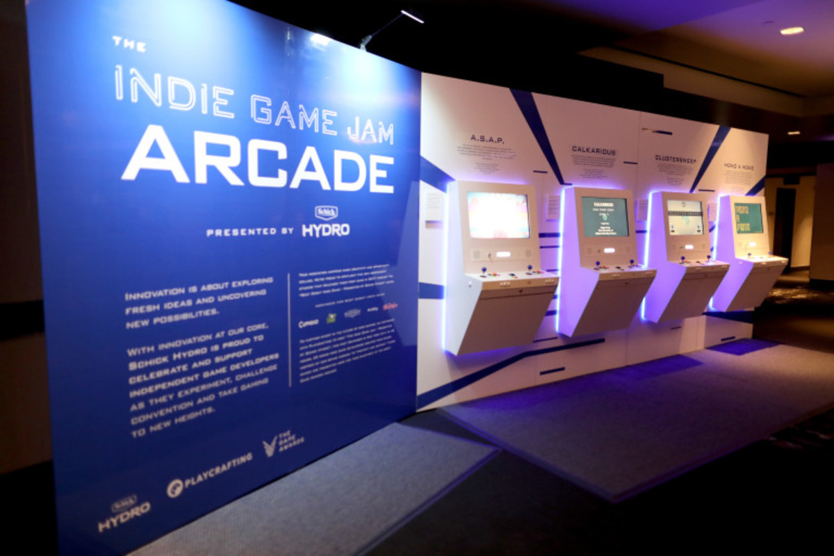 Indie Game Jam Arcade