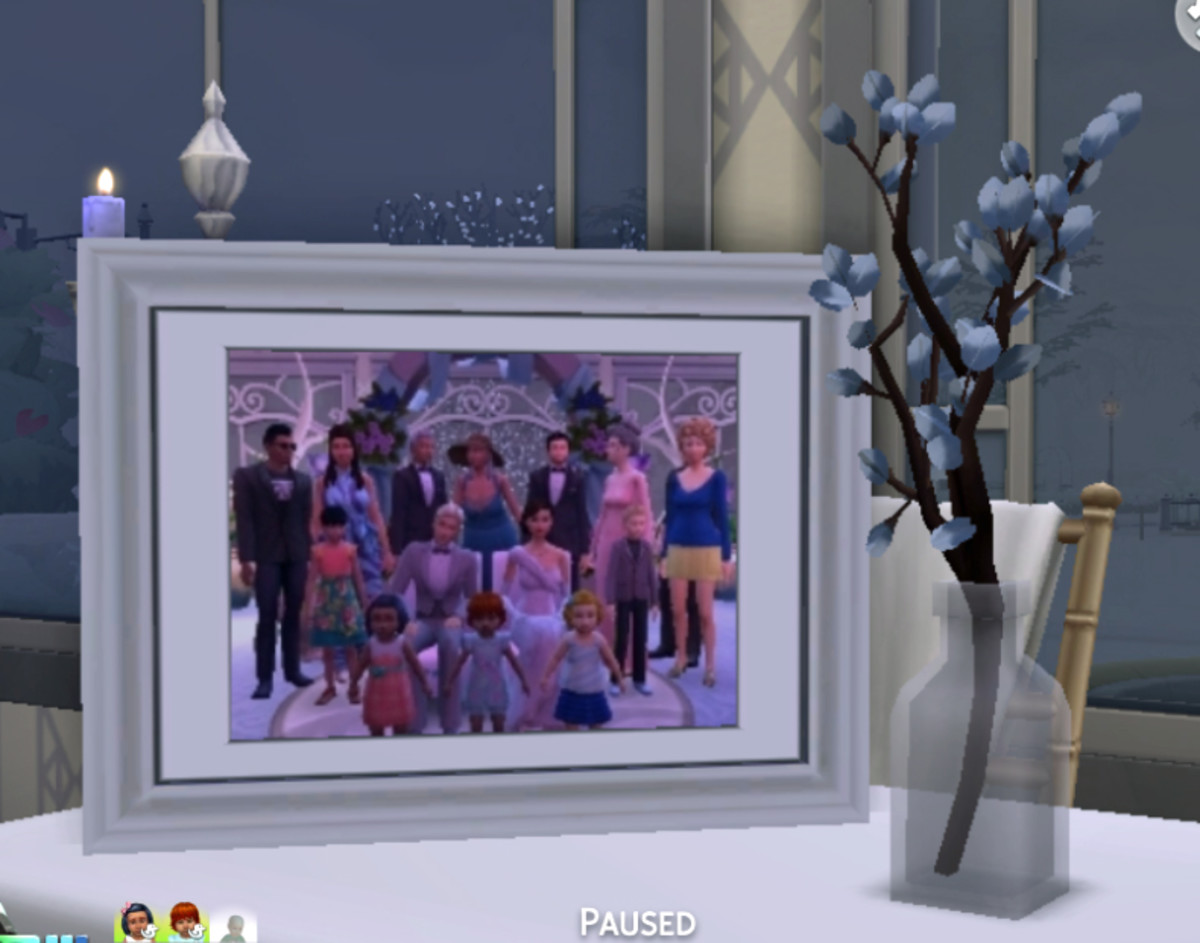 """The Sims 4"" Photography Guide: Getting Perfect Wedding Pictures"