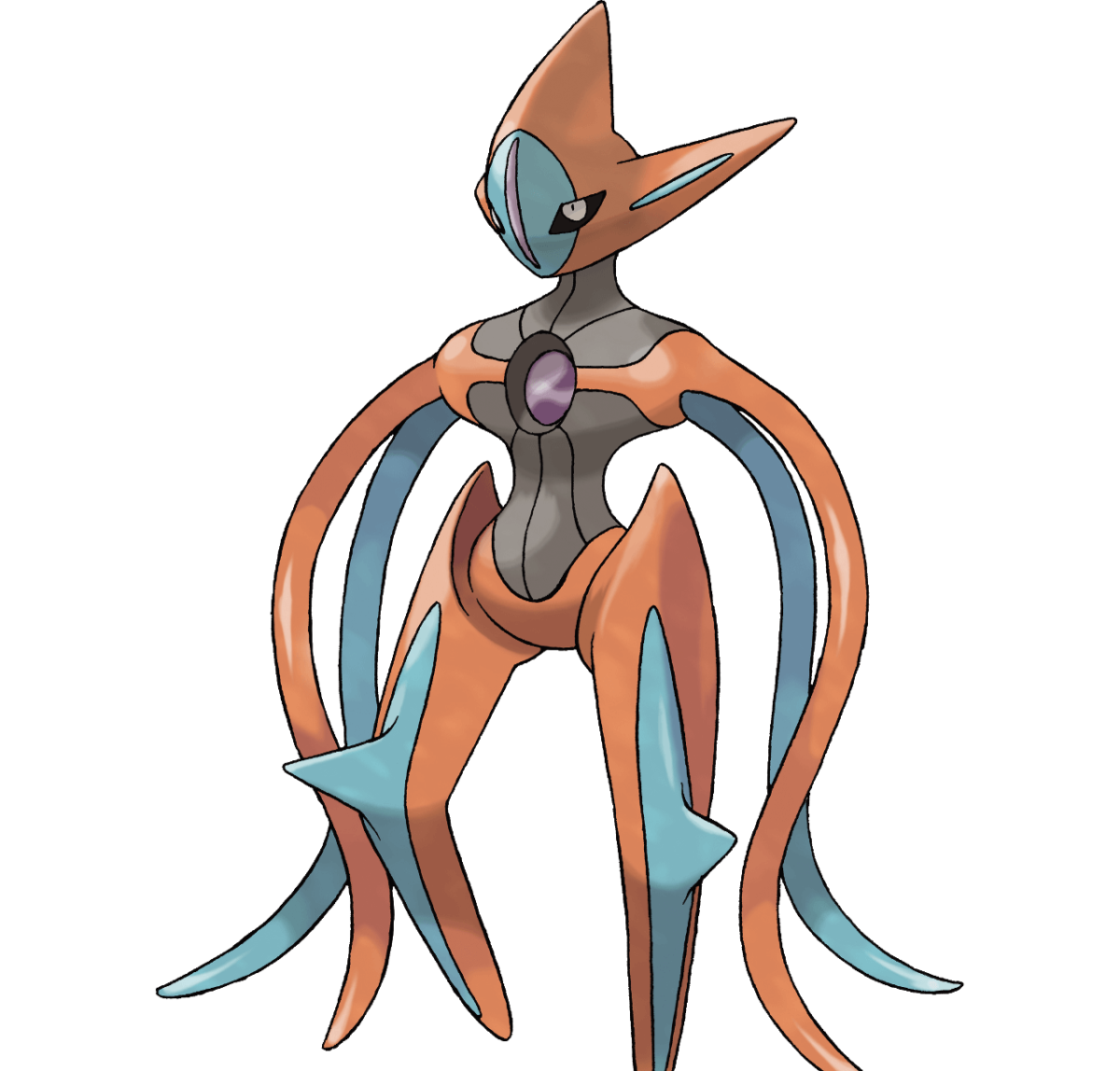 Deoxys (Attack Forme)