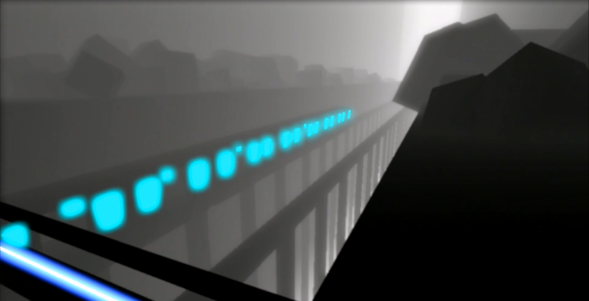A train traveling past during the opening level of the game. This train returns during the Final Memory segment and plays a role in transporting Madison to her final destination.