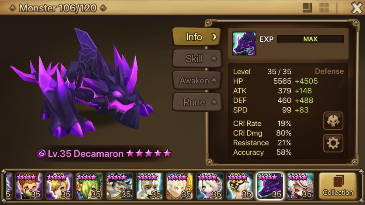 Decamaron: Dark Salamander