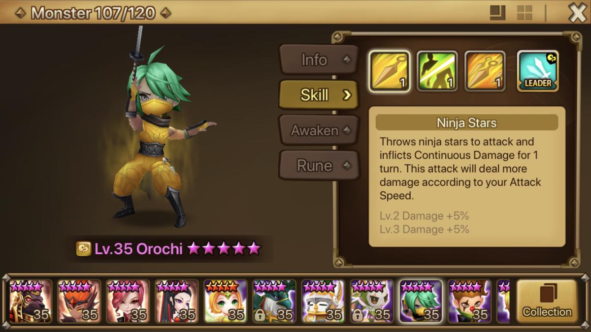 Orochi: Wind Ninja