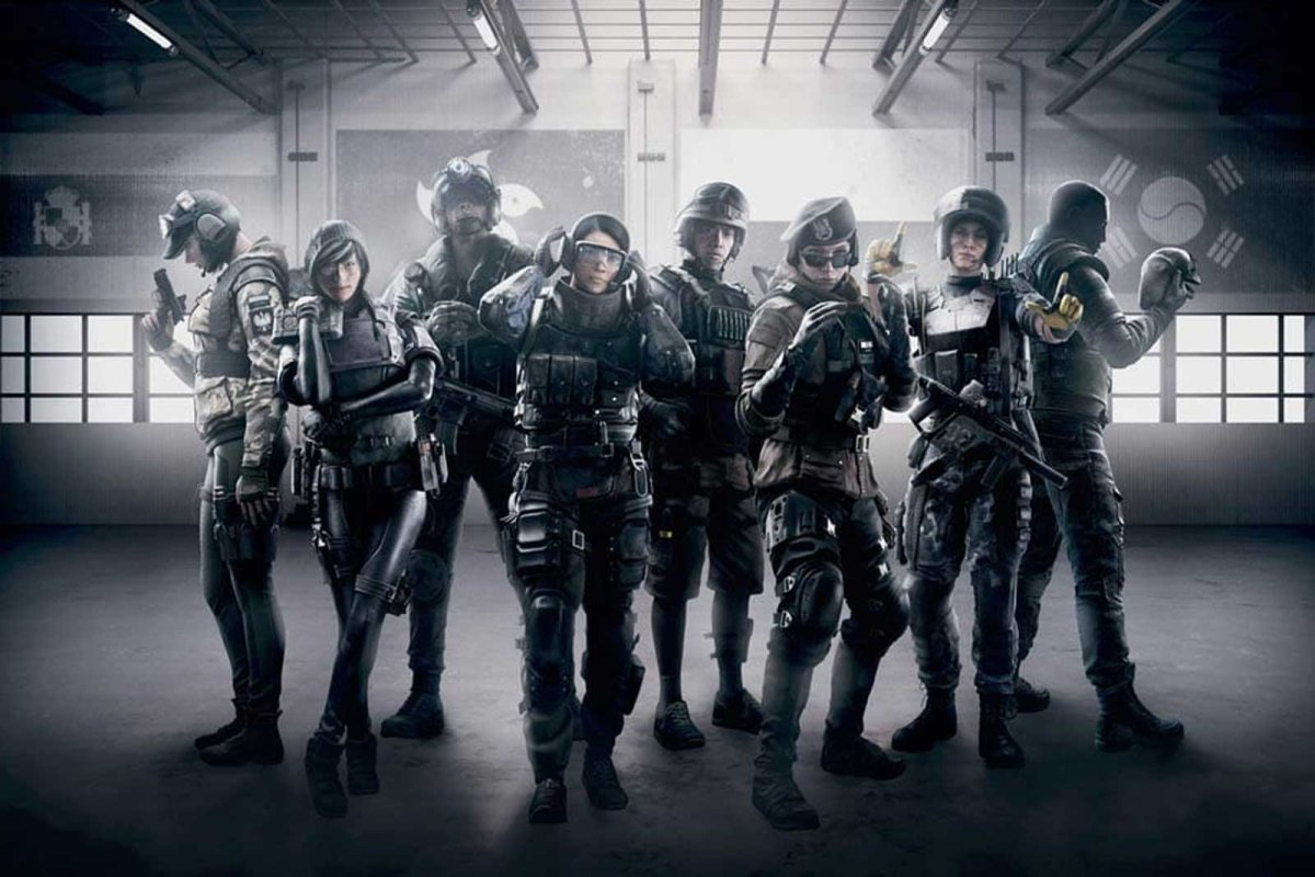 Rainbow Six Siege Operators