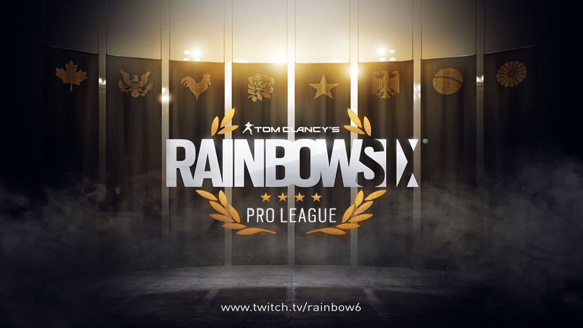 Rainbow Six Siege Pro League Banner