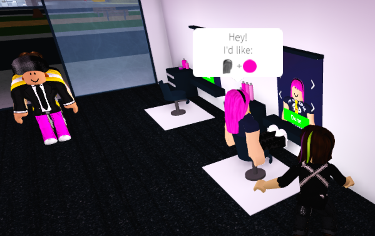 Making Bloxburg beautiful, one customer at a time.