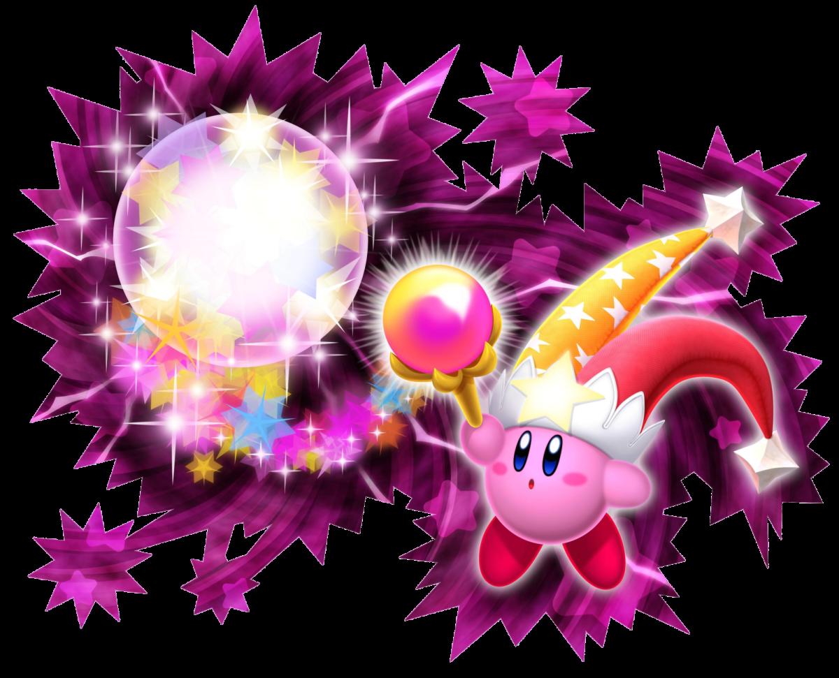 Flare Beam Kirby
