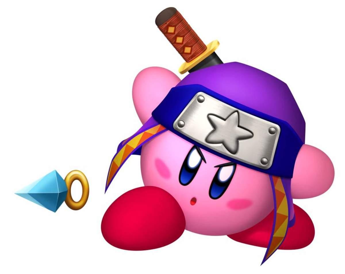 Ninja Kirby