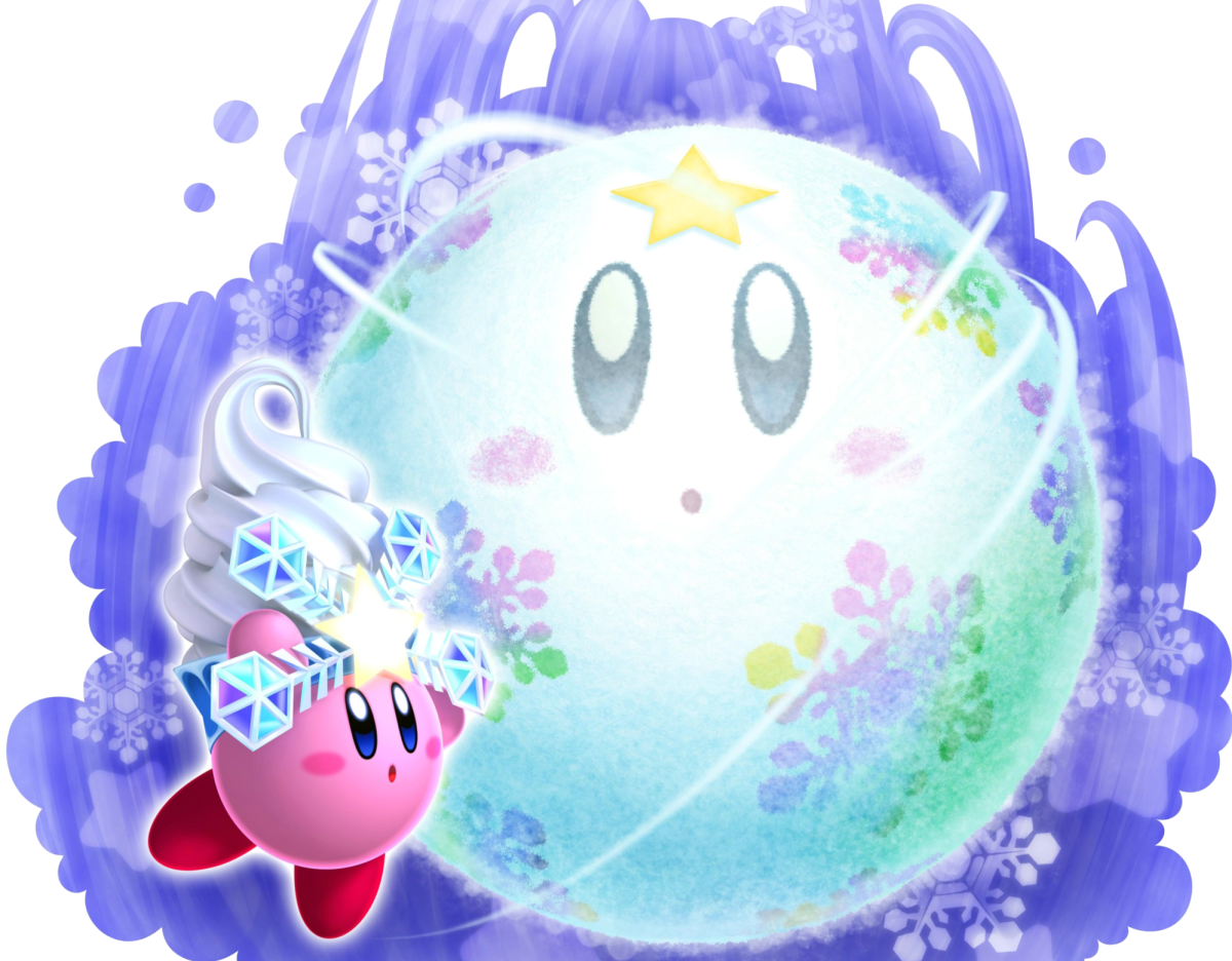 Snow Bowl Kirby