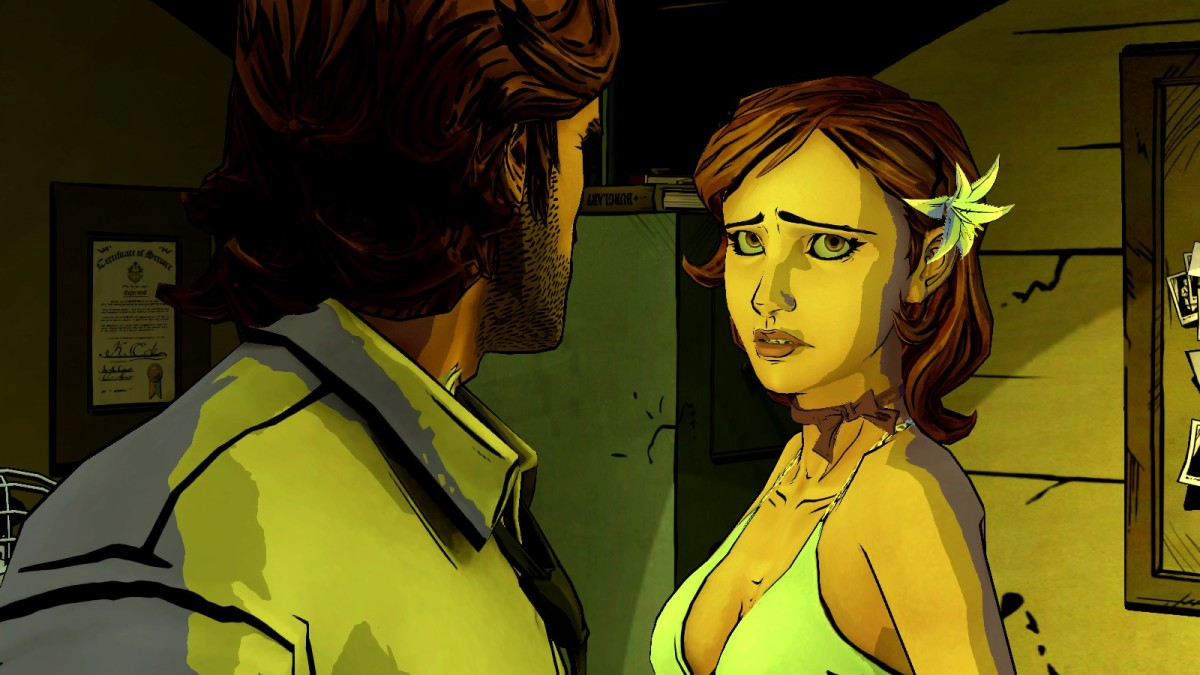 Bigby and Nerissa
