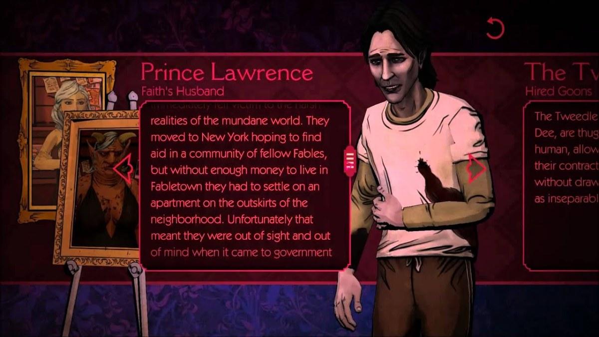 Prince Lawrence's bio