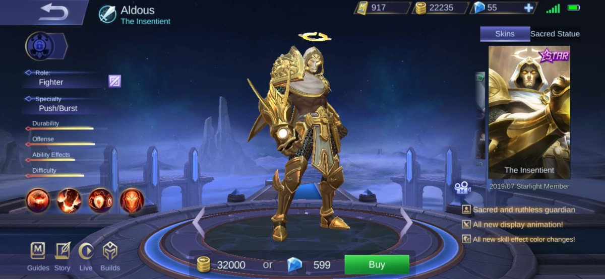 """The Ultimate Aldous Counter Guide in """"Mobile Legends"""""""