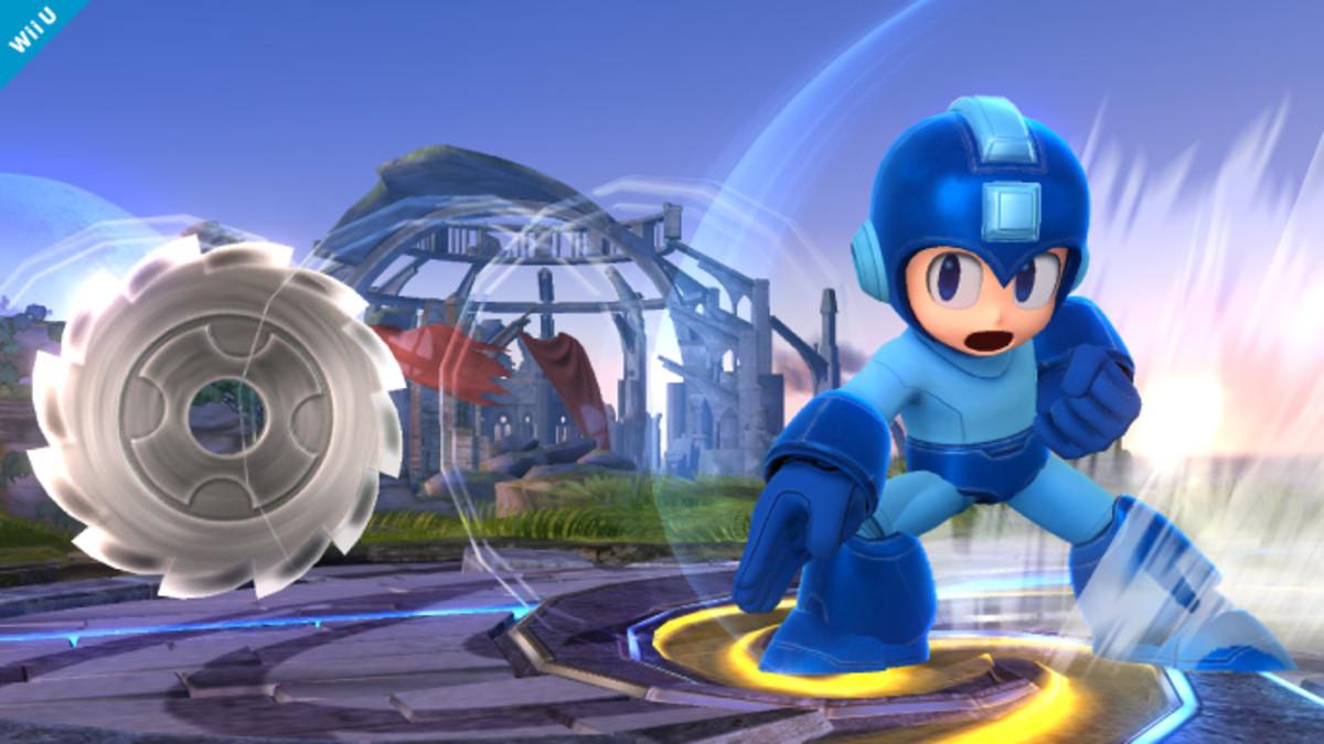 Mega Man's Metal Blade