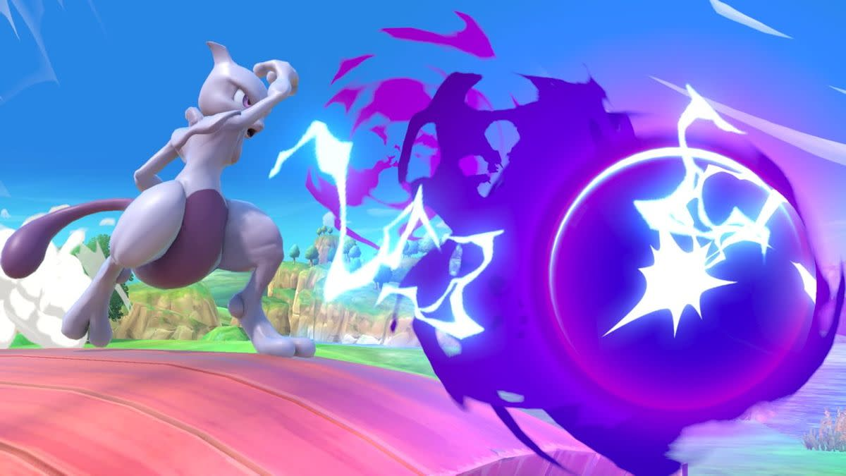 Mewtwo's Shadow Ball