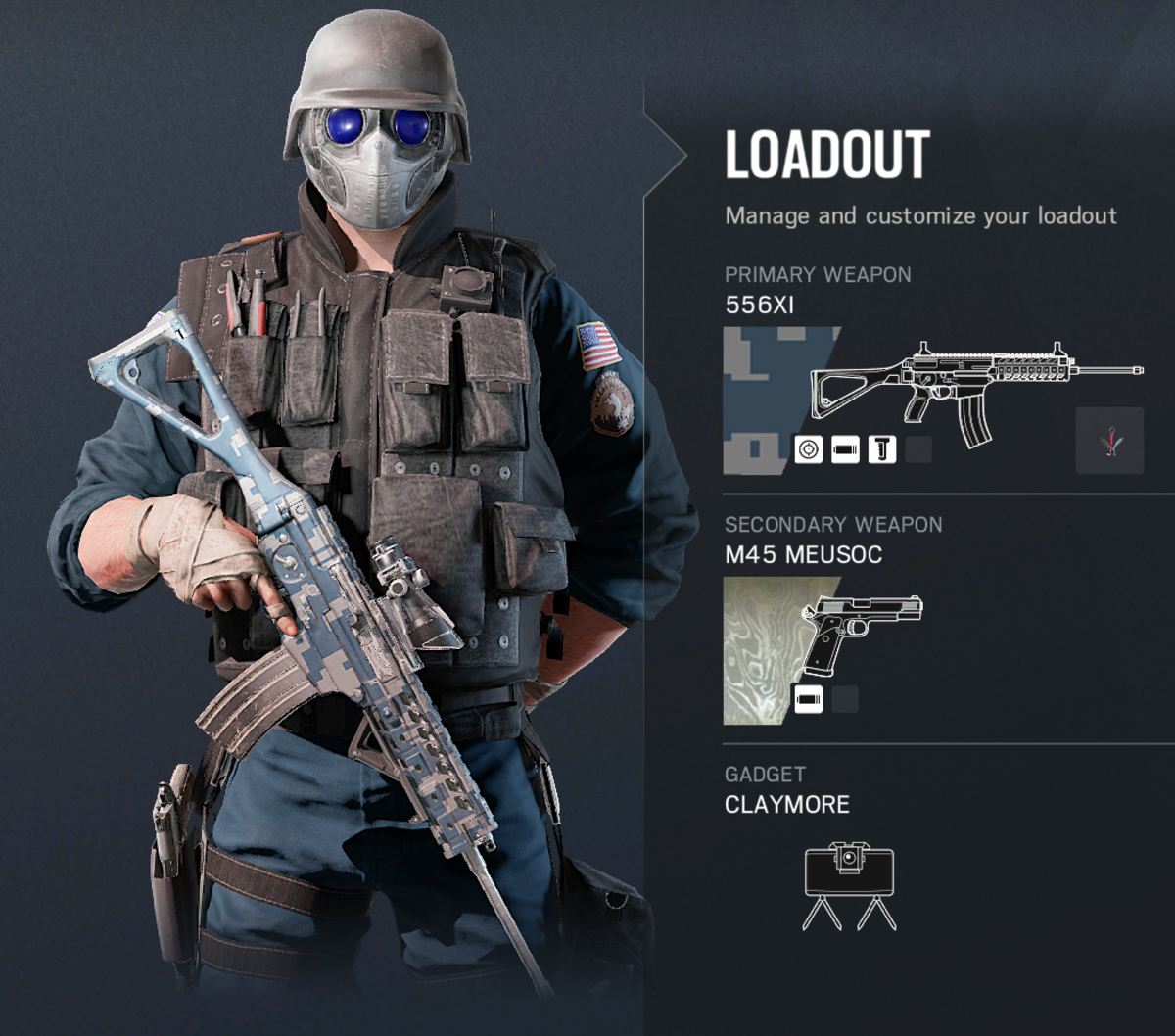 """Thermite"" Load-out"