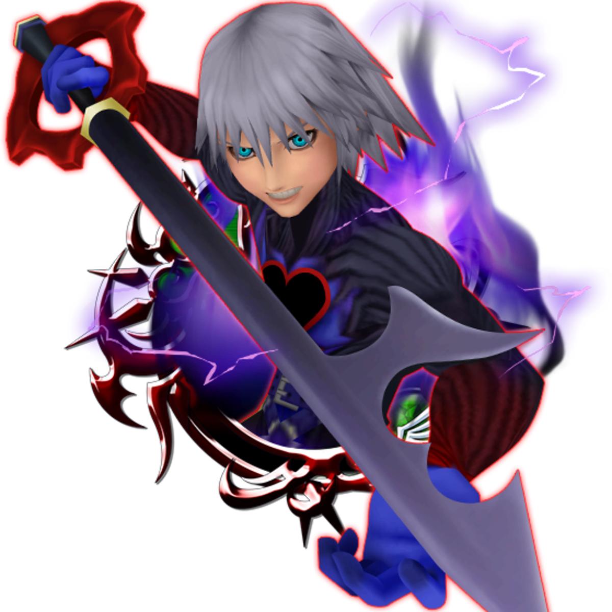 Dark Riku KH