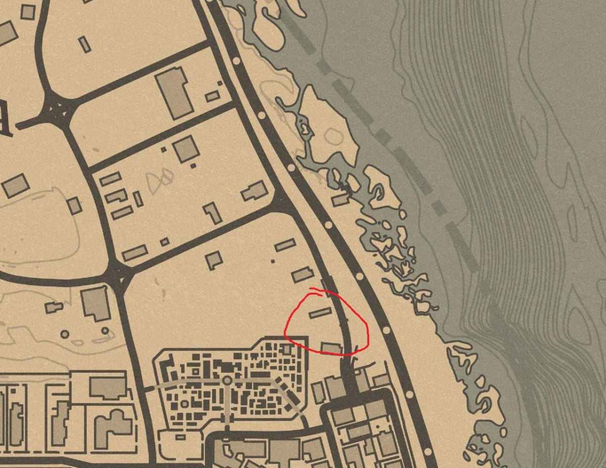 You can find the Poison Throwing Knife Pamphlet, for free, here. In this house, just north of Saint Denis, there is a loose floorboard.