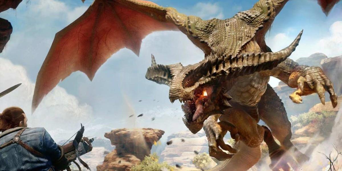 """""""Dragon Age"""" Cover Art"""