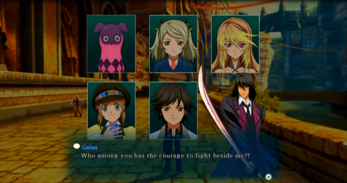 Tales of Xillia 2 sees the return of skits - fun little scenes of dialogue between party members. Some help flesh out story elements while quite a few help inject some humour into an otherwise depressing story.
