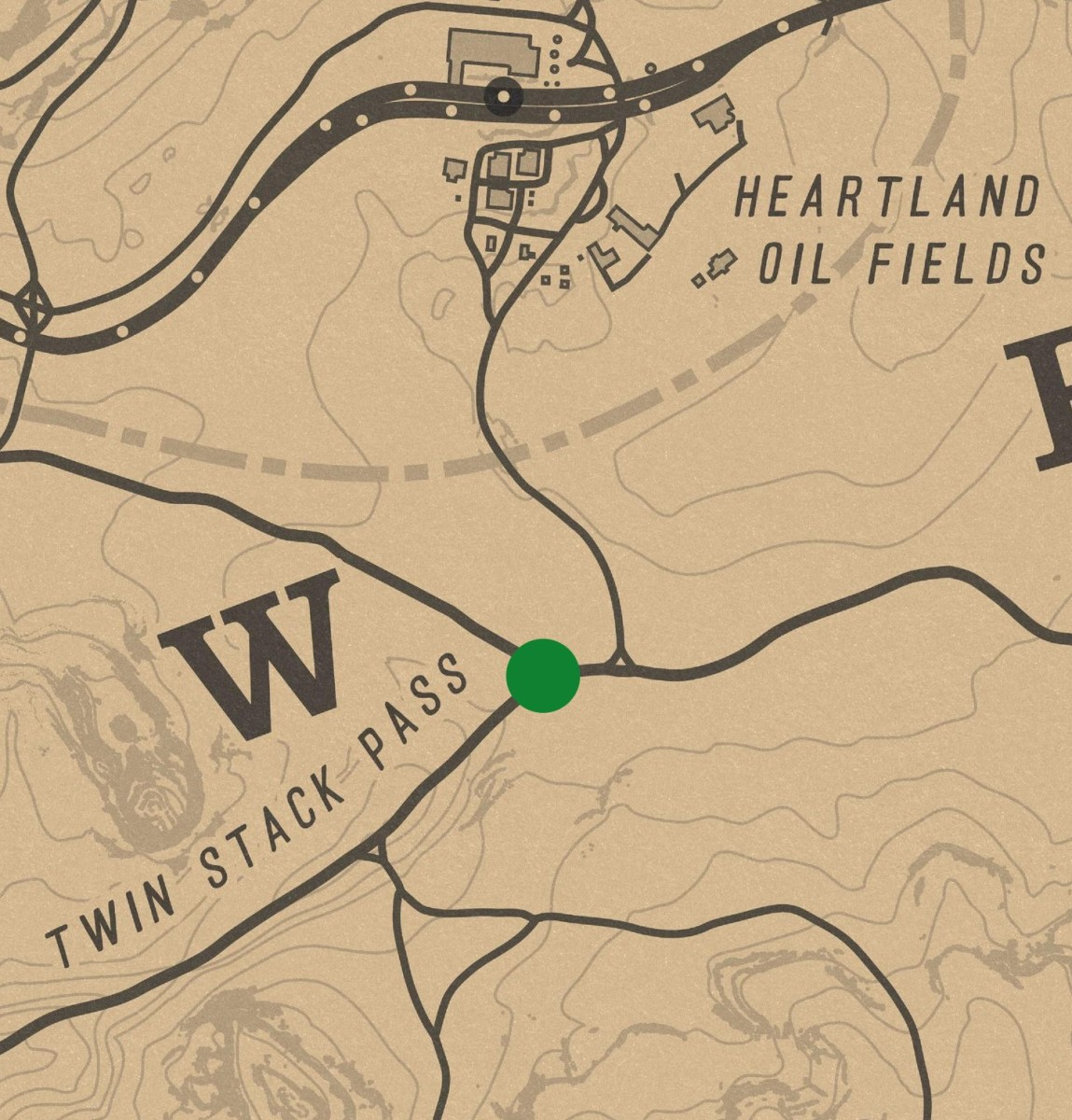 Prairie Chickens can be found at the crossroads with the green dot. This is honestly the only known spot I can think of.