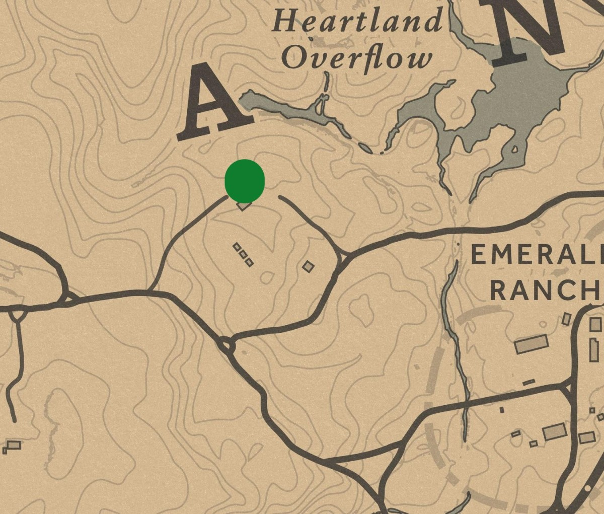 "The little farm west of Emerald Ranch is a great place to find one. Even in a lobby full of other players there always seems to be one. That is if Rockstar doesn't do another purge of their ""servers."""