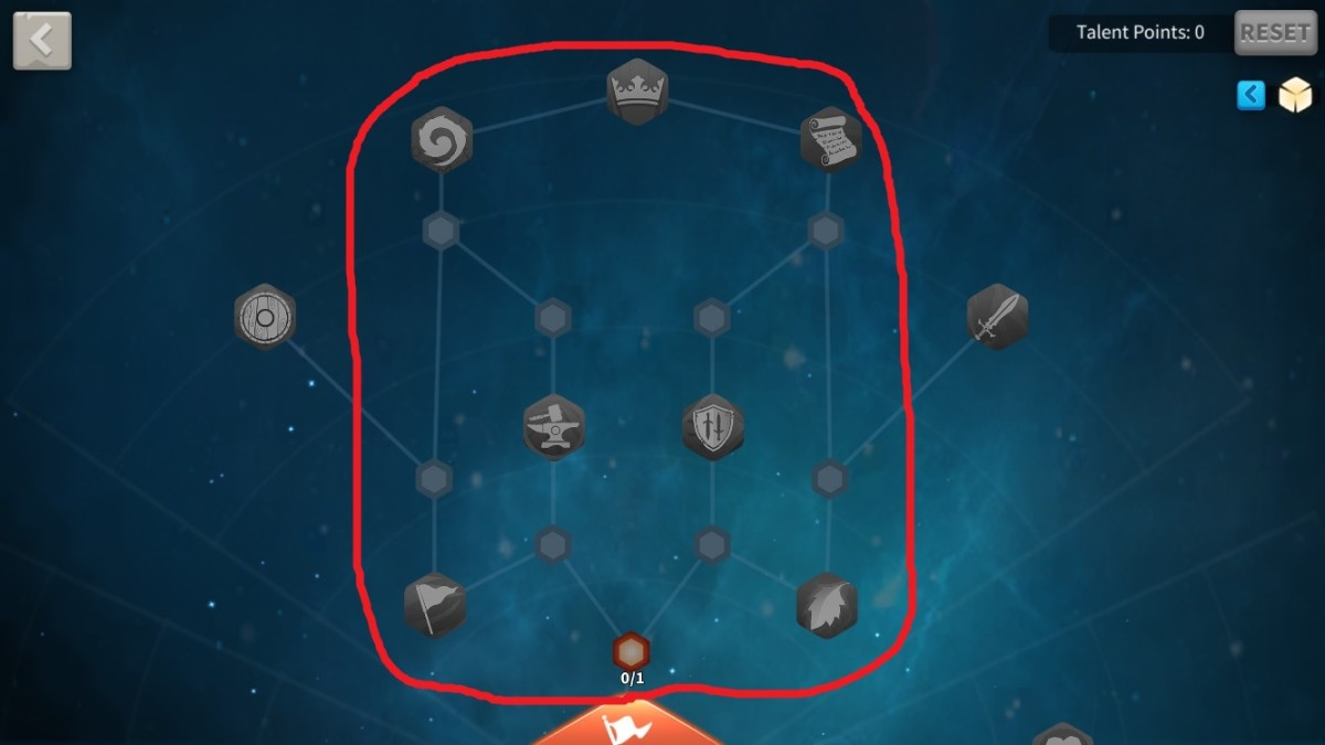 Leadership Talents to Unlock for Mehmed II's Conquering Talent Tree Build