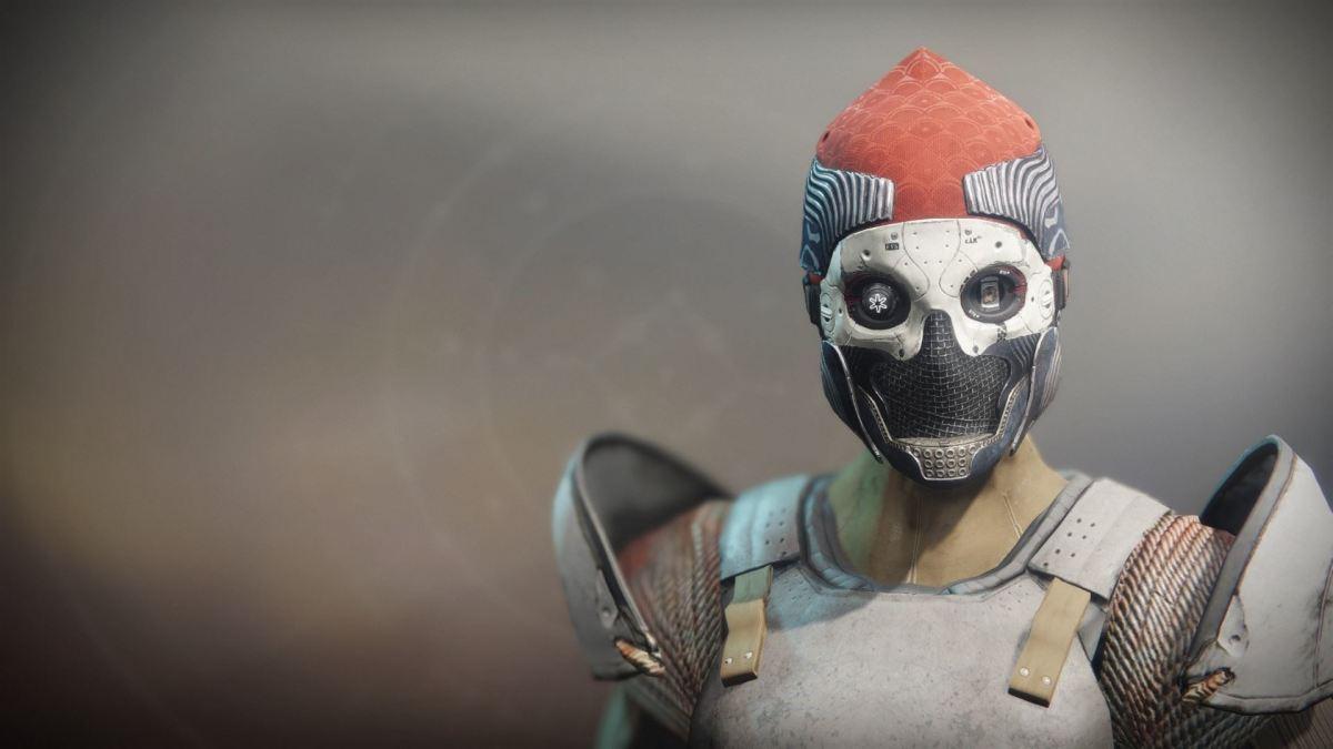 Image of the One-Eyed Mask Titan Exotic
