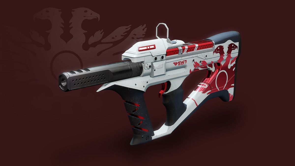 Image of the Recluse Pinnacle SMG