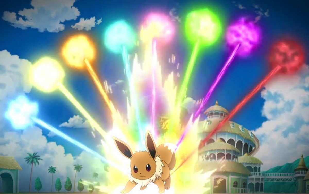 """Top 10 Z-Moves in """"Pokémon"""""""