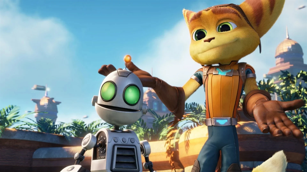Could Ratchet and Clank be contenders for the Smash roster?