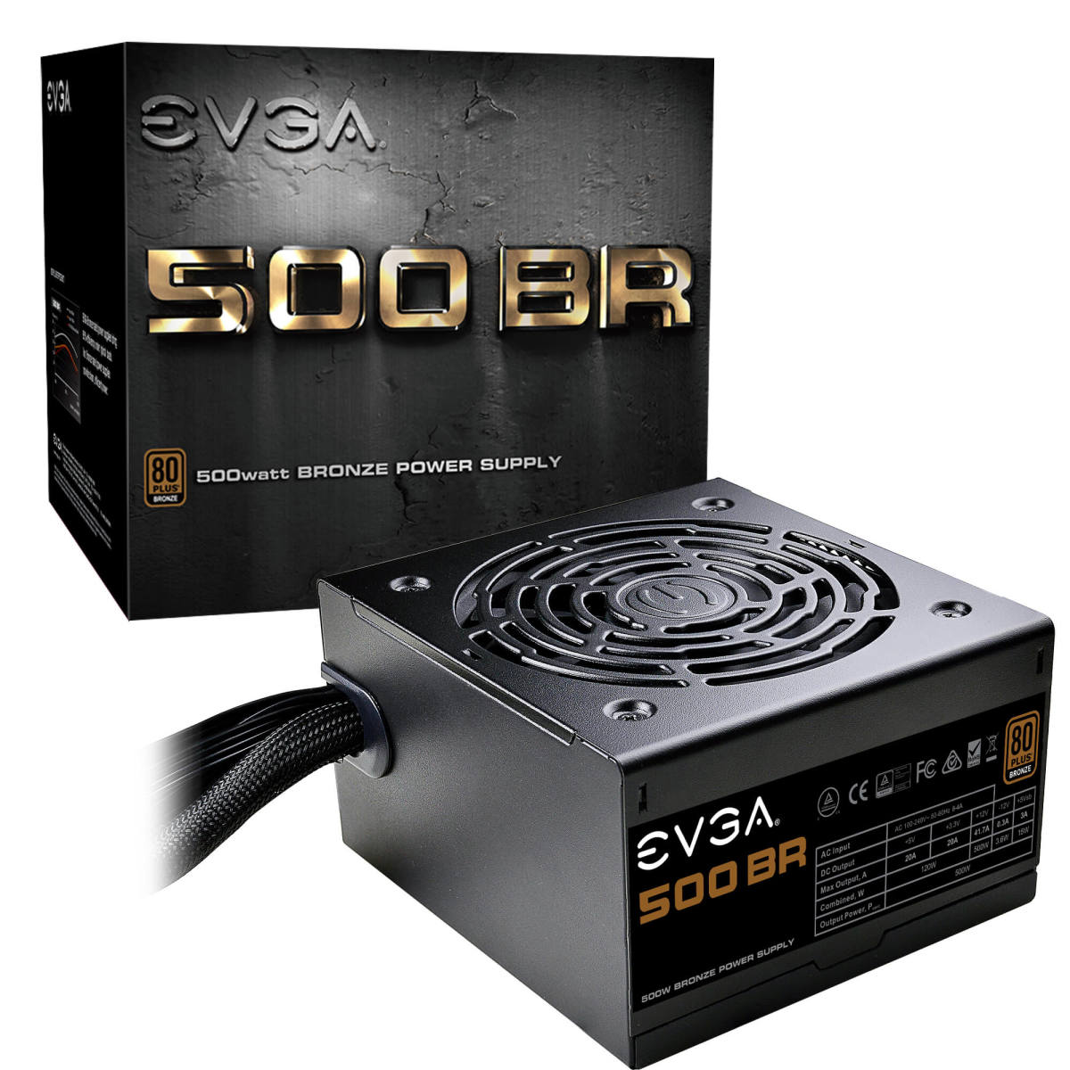 Recommended PSU for this Cheap Gaming PC Build