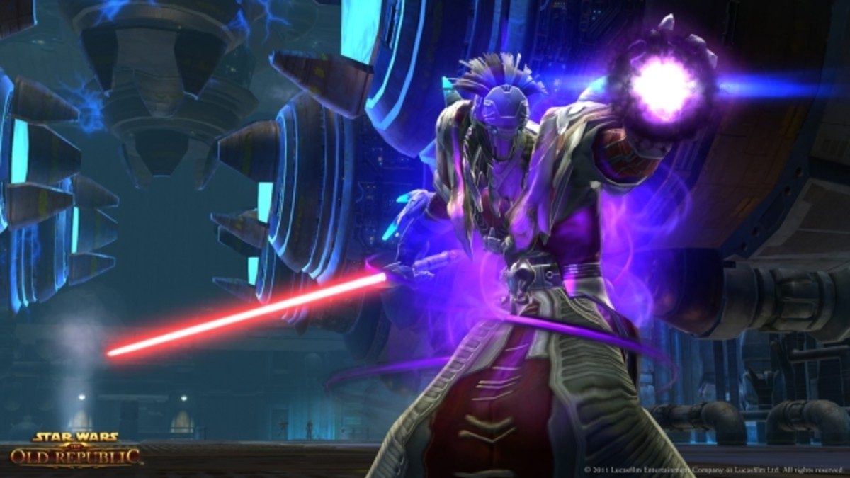 """""""Star Wars: The Old Republic"""""""