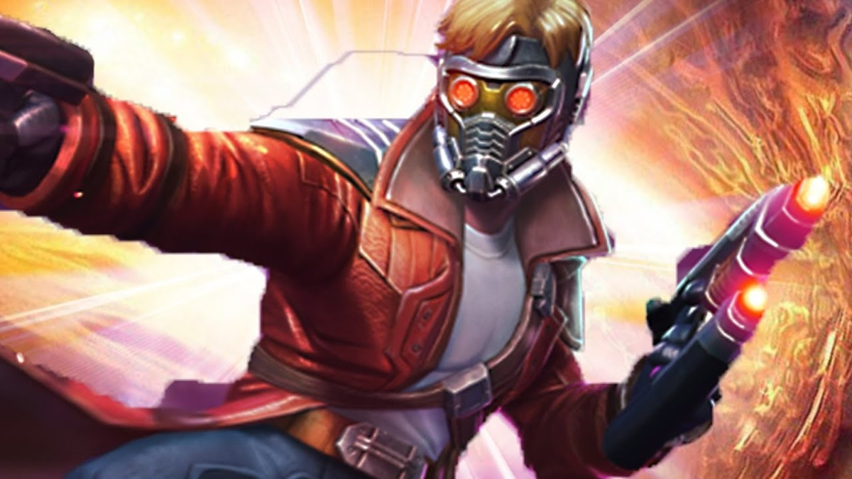 "Star-Lord in ""MCoC"""