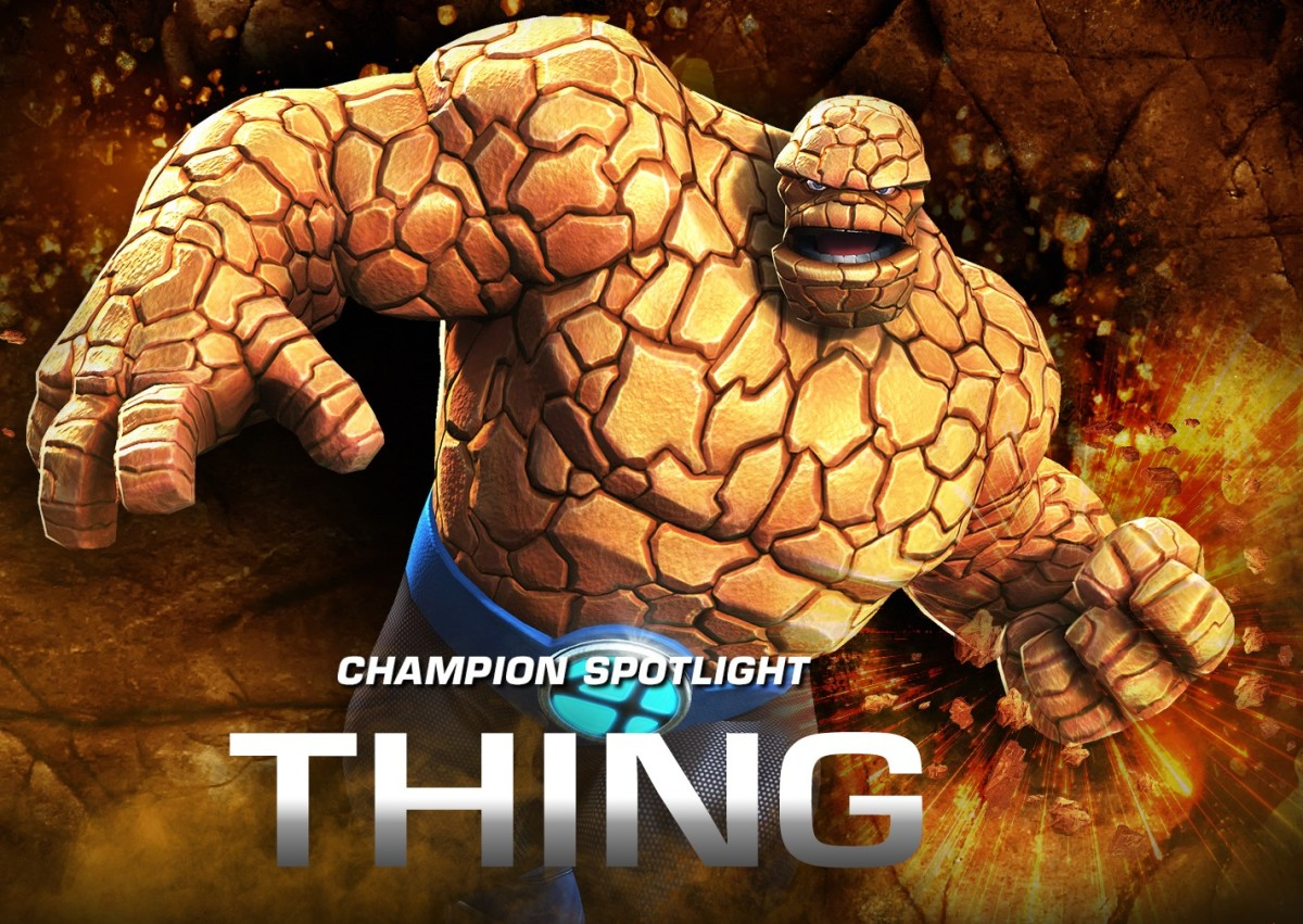 Thing in MCoC
