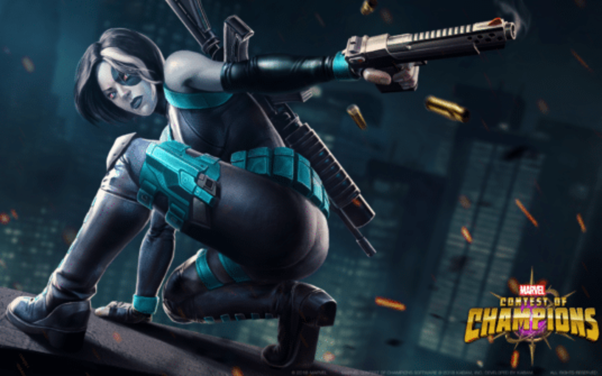 "Domino in ""MCoC"""