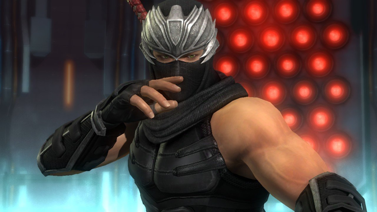 Ryu Hayabusa has cameoed in other franchises. How about a major crossover to the big screen in a film adaptation?