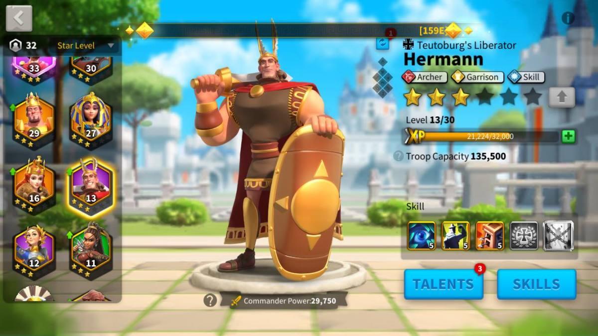 Hermann Profile Page