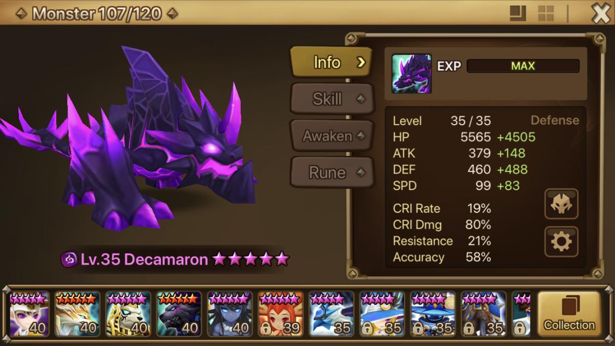 Dark Salamander is underrated.