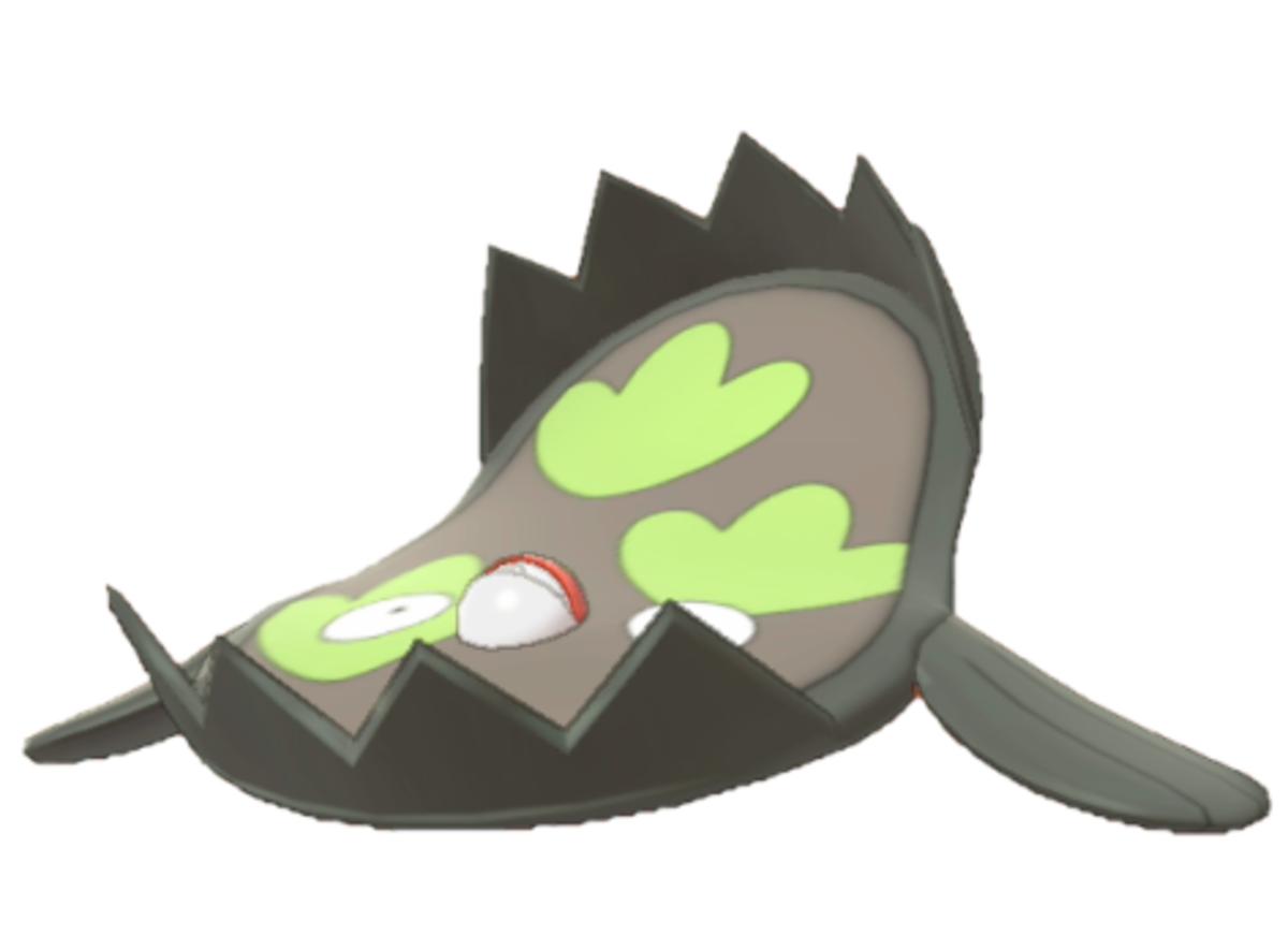 Galarian Stunfisk