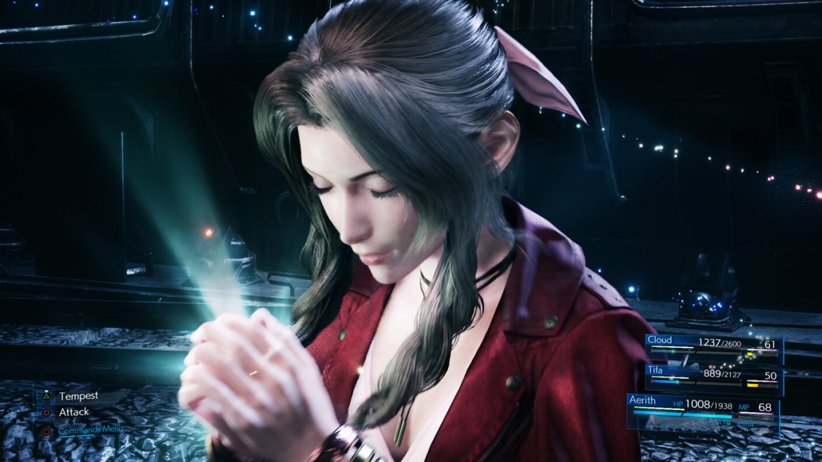 Fan theories suppose that Aerith's demise might be preventable in the sequels to Final Fantasy VII Remake.
