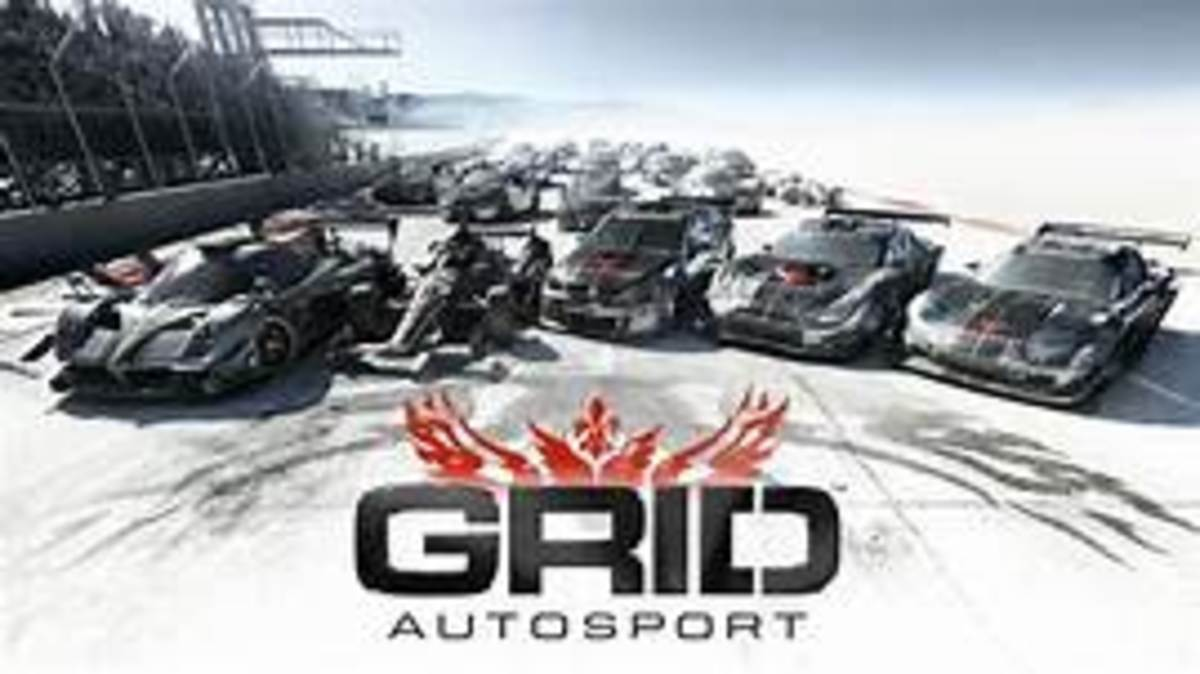 "Read a view of the racing simulation game ""Grid Autosport"" for the Nintendo Switch."