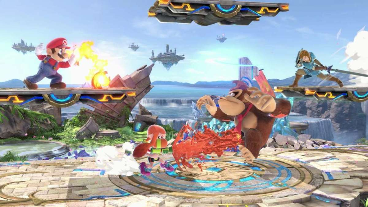 Super Smash Bros. Ultimate is a great multiplayer game