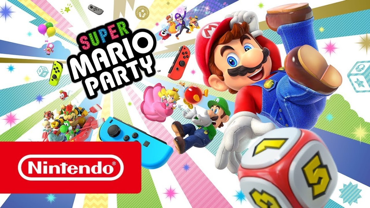 Mario Party is a delightful classic!